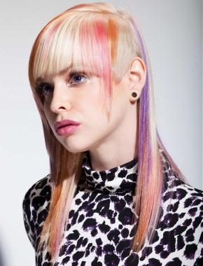 Dunkelrosa Haare Rosa Haare Wie Erreiche Ich Die